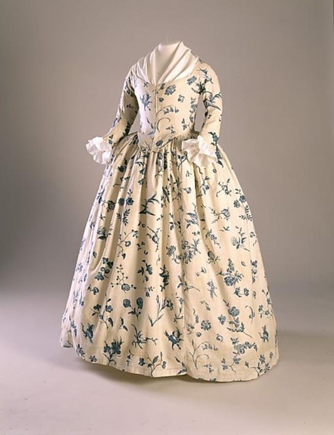 1760 dress