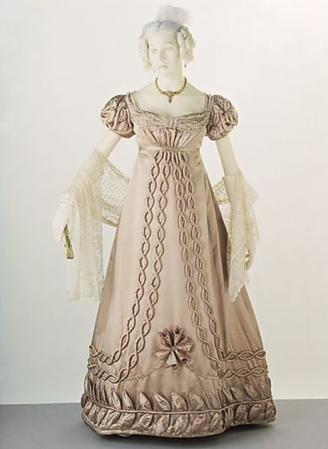 1820 dress