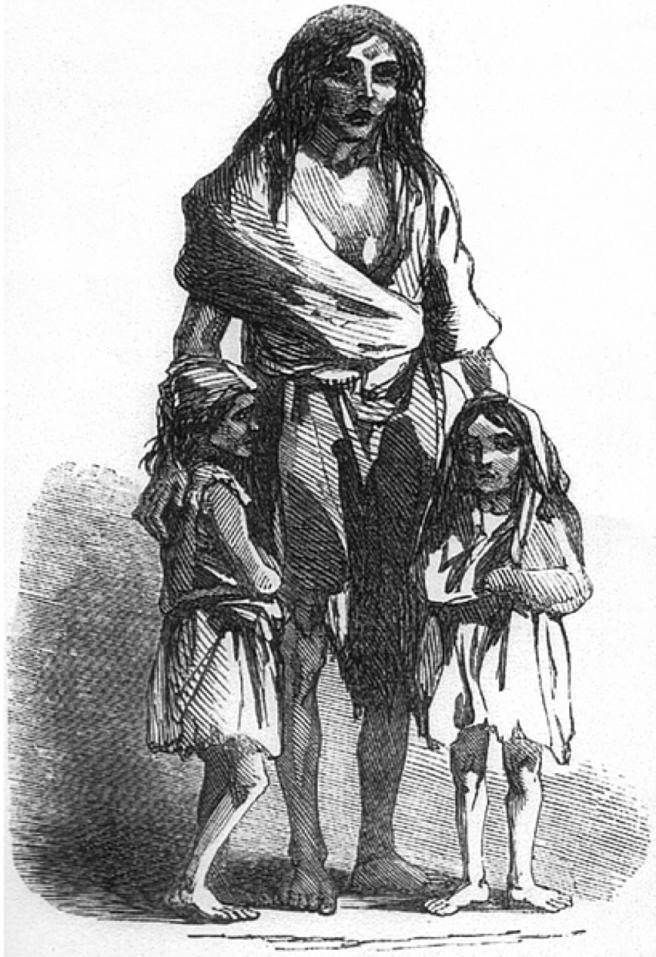 1849 irish famine