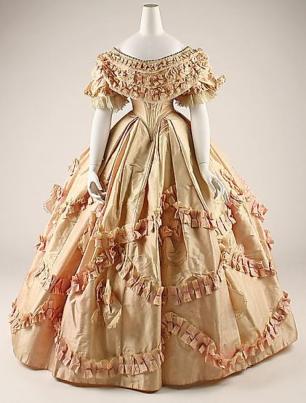 1861 dress