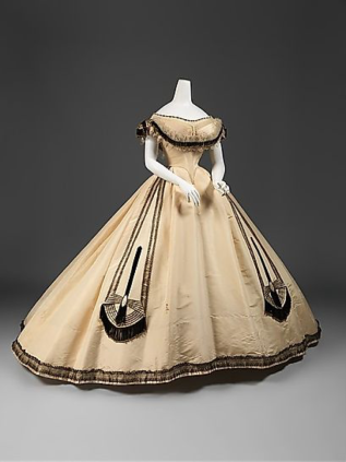 1864 pingat dress