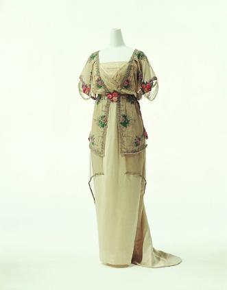 1910 poiret gown