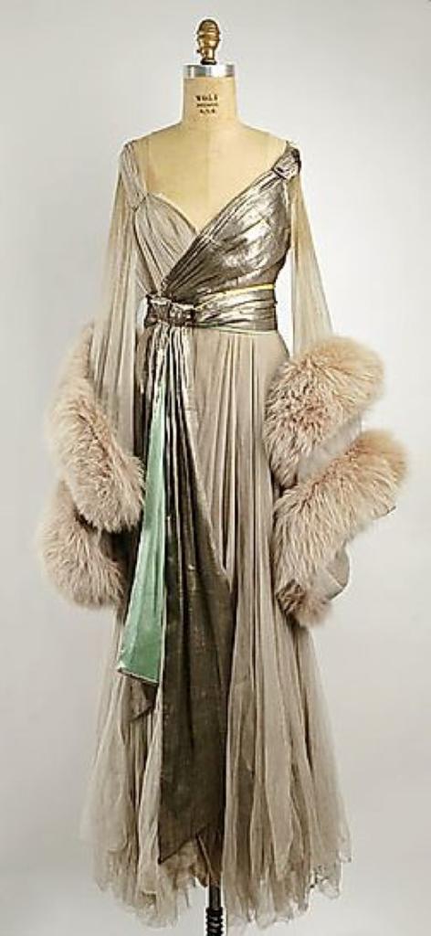 1914 lucille dress