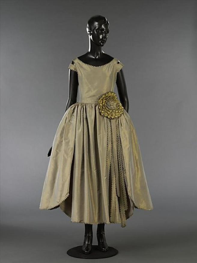 lanvin 1920 dress