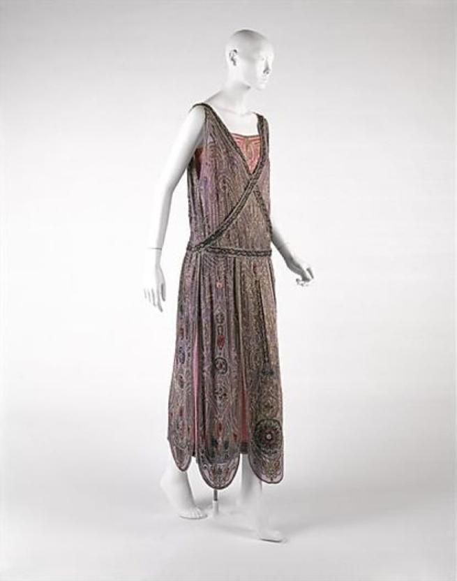 lanvin 1923 dress