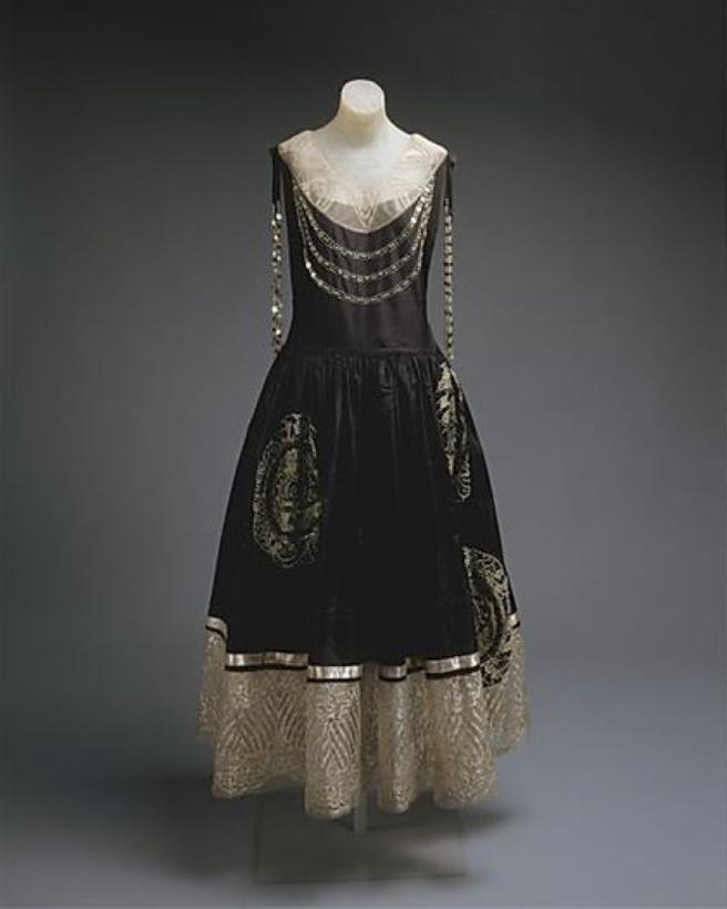lanvin 1924 dress 5
