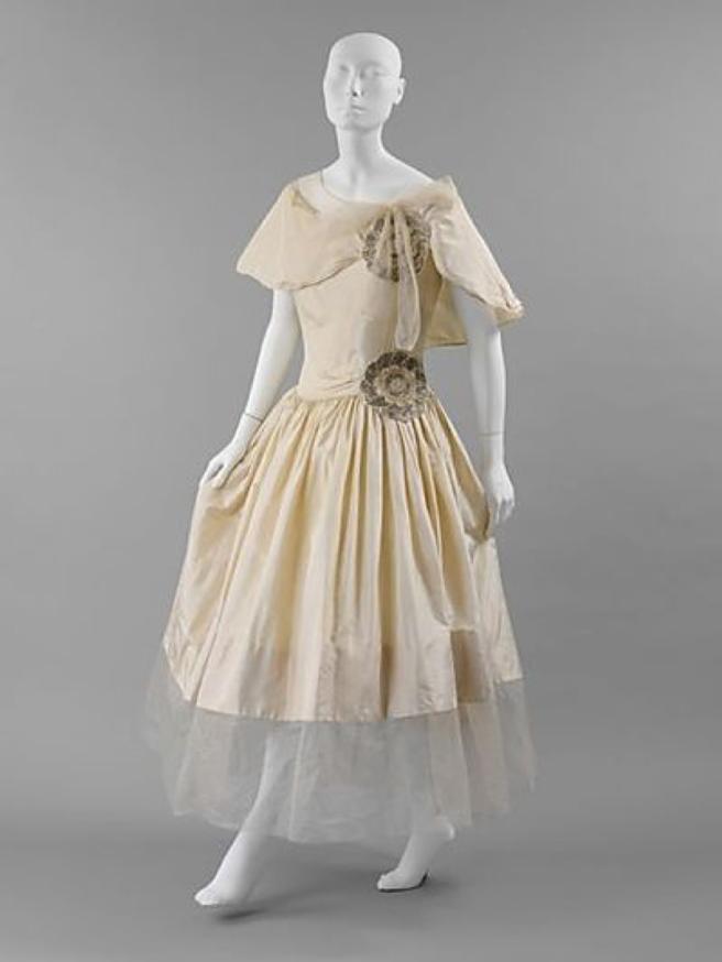 lanvin 1926 dress