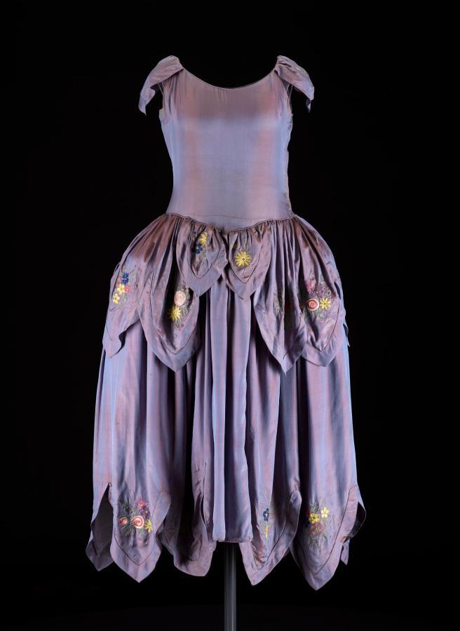 lanvin MOS dress