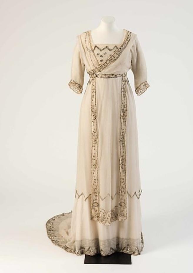 lucille wedding dress 1908