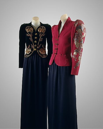 schiaparelli 1938 evening jackets
