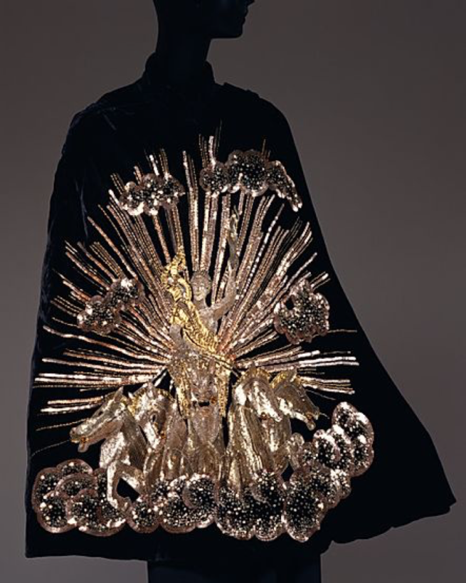 schiaparelli apollo jacket