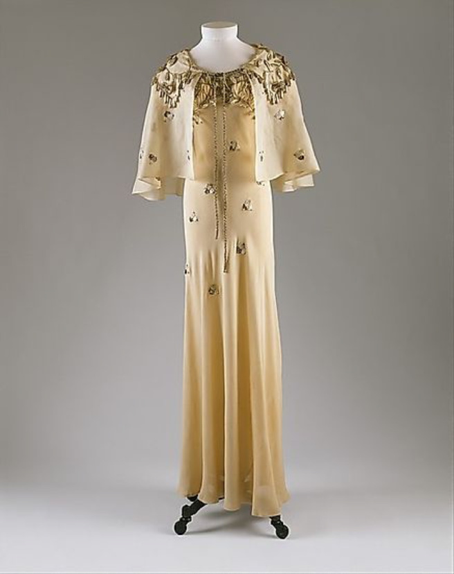 schiaparelli court ensemble