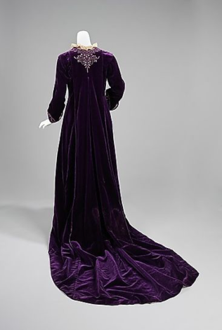 tea gown 1905 2