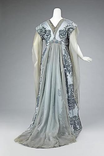 tea gown 1915 2