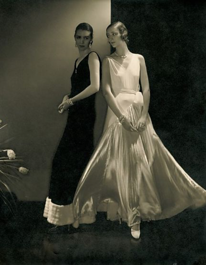 vionnet 1930 dress